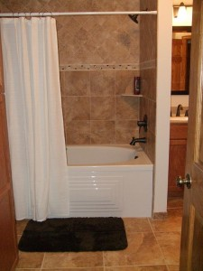 Residential Plumbing for Shower Fixture